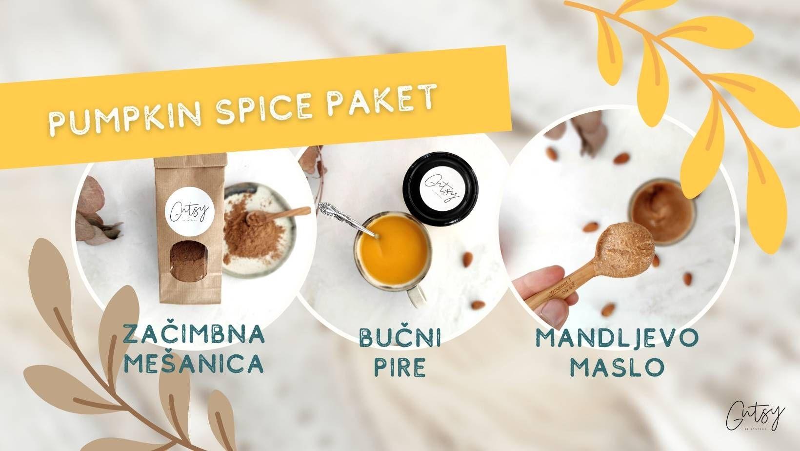 pumpkin spice paket